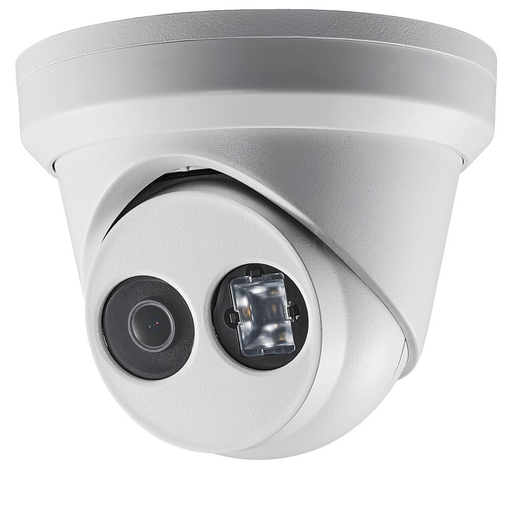 Cel mai bun pret pentru camera HD HIKVISION DS-2CD2385FWD-I cu 8 megapixeli, pentru sisteme supraveghere video