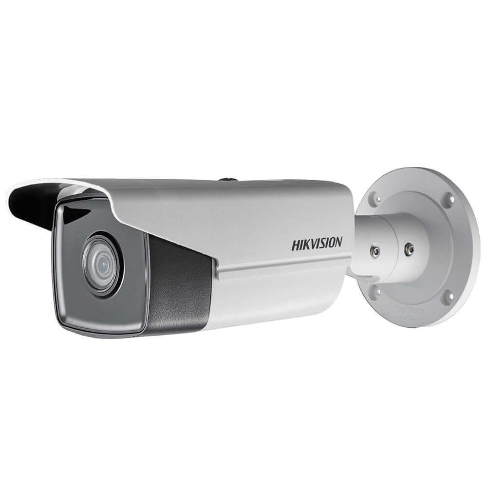 Cel mai bun pret pentru camera HD HIKVISION DS-2CD2T43G0-I8-28 cu 4 megapixeli, pentru sisteme supraveghere video