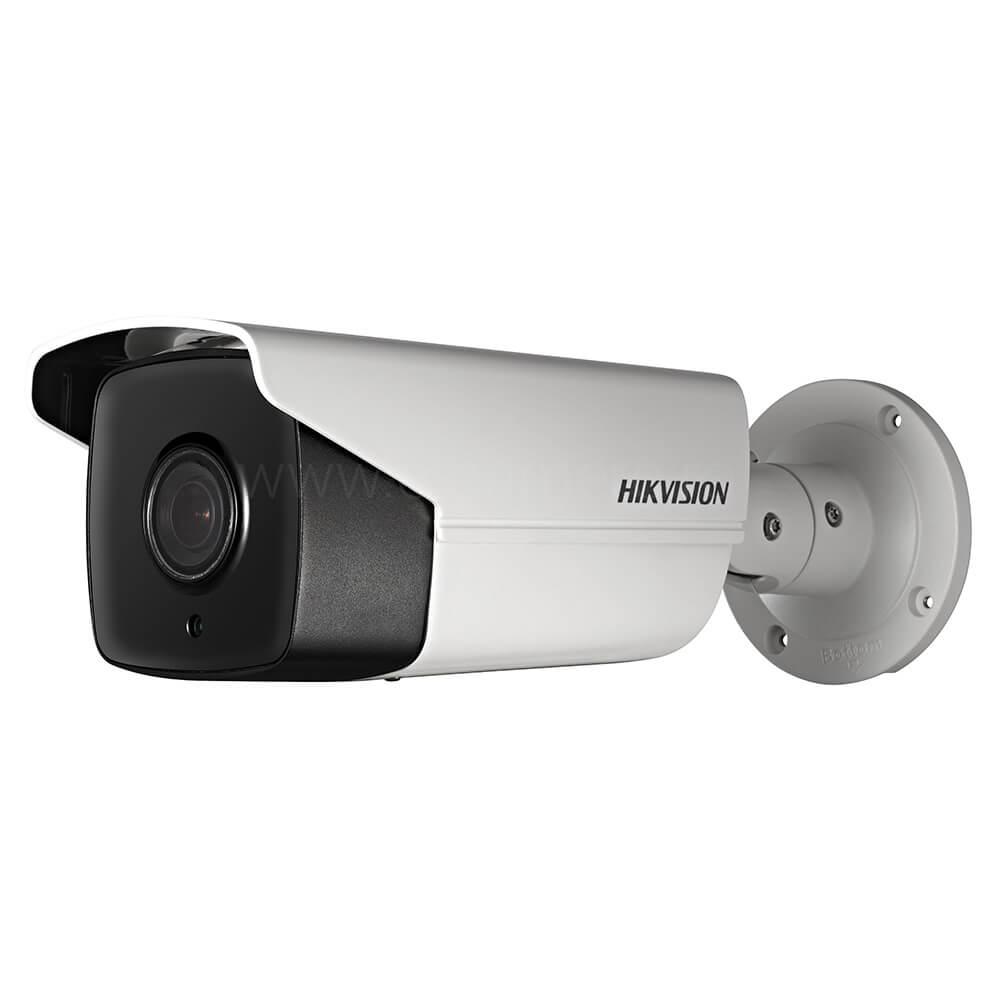 Cel mai bun pret pentru camera HD HIKVISION DS-2CD2T63G0-I8-4 cu 6 megapixeli, pentru sisteme supraveghere video