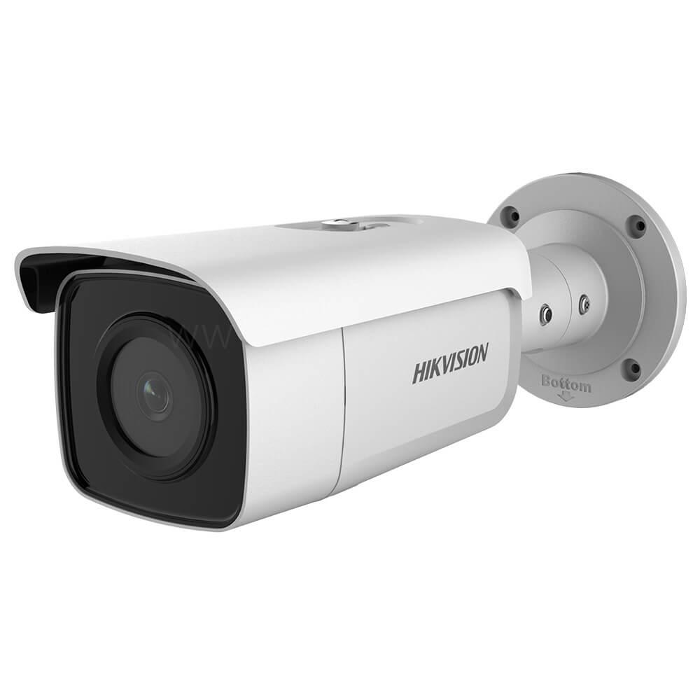 Cel mai bun pret pentru camera HD HIKVISION DS-2CD2T65FWD-I86M cu 6 megapixeli, pentru sisteme supraveghere video
