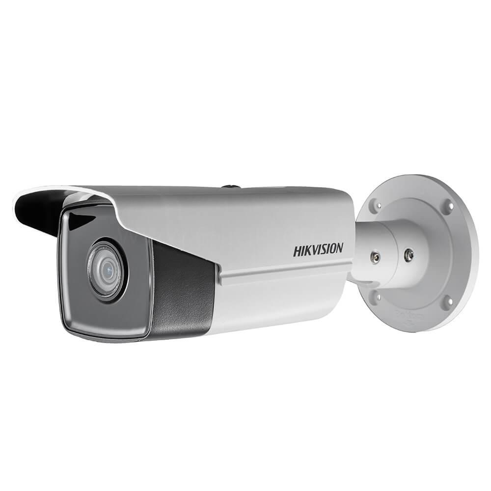 Cel mai bun pret pentru camera HD HIKVISION DS-2CD2T85FWD-I5-4MM cu 8 megapixeli, pentru sisteme supraveghere video