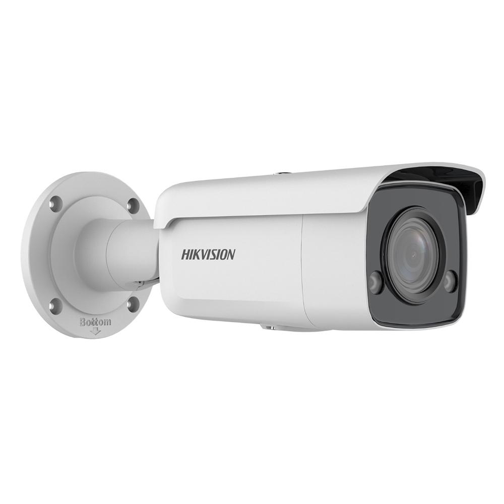 Cel mai bun pret pentru camera HD HIKVISION DS-2CD2T87G2-L-2.8 cu 8 megapixeli, pentru sisteme supraveghere video