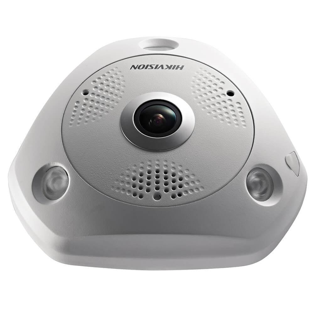 Cel mai bun pret pentru camera HD HIKVISION DS-2CD6365G0E-IVS cu 6 megapixeli, pentru sisteme supraveghere video