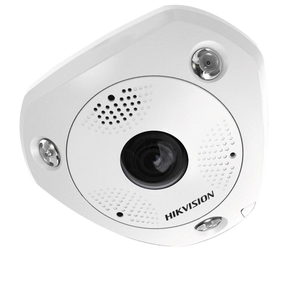 Cel mai bun pret pentru camera HD HIKVISION DS-2CD63C5G0-IVS cu 12 megapixeli, pentru sisteme supraveghere video