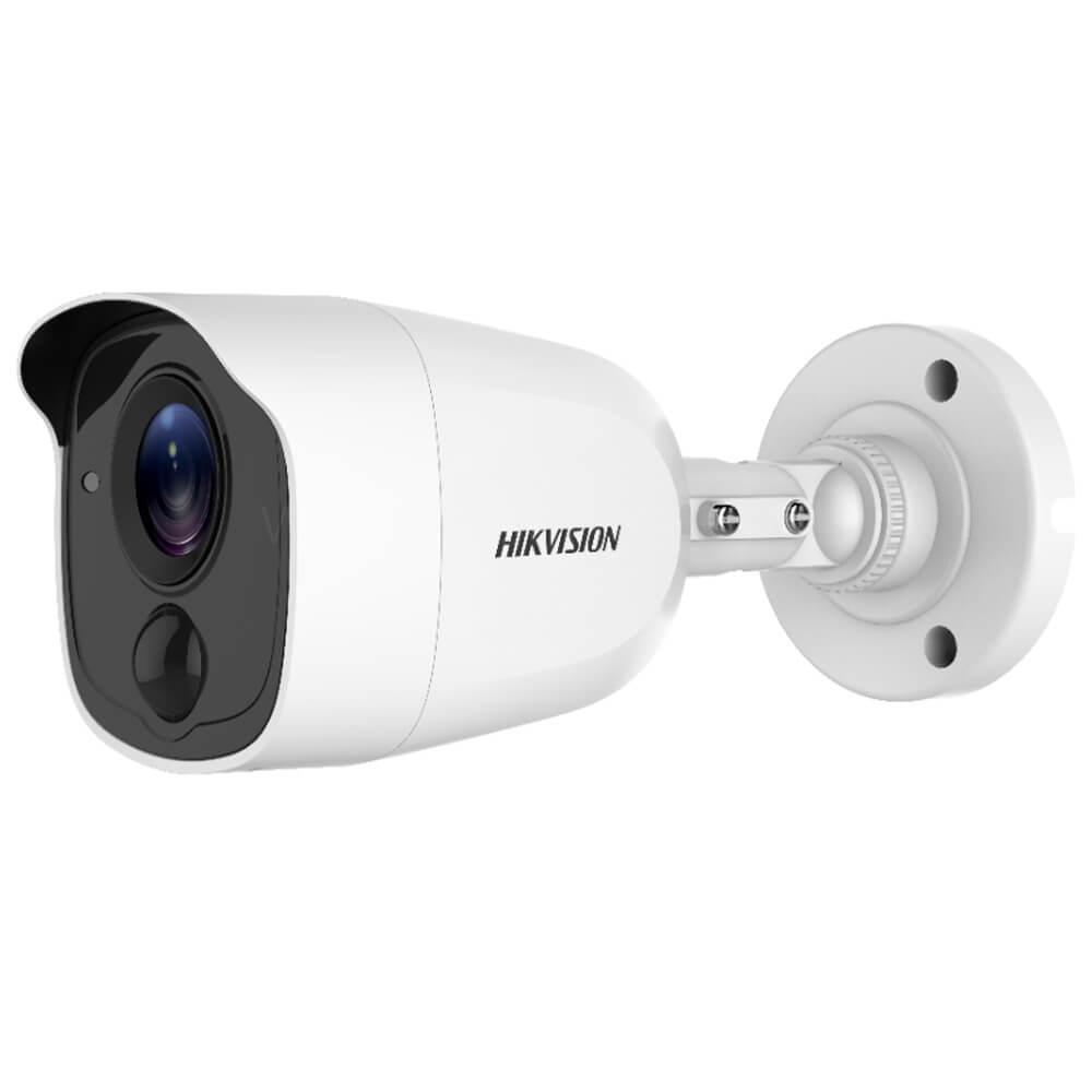 Camera 2MP Exterior, IR 20m, PIR, lentila 2.8 - HikVision DS-2CE11D8T-PIRL