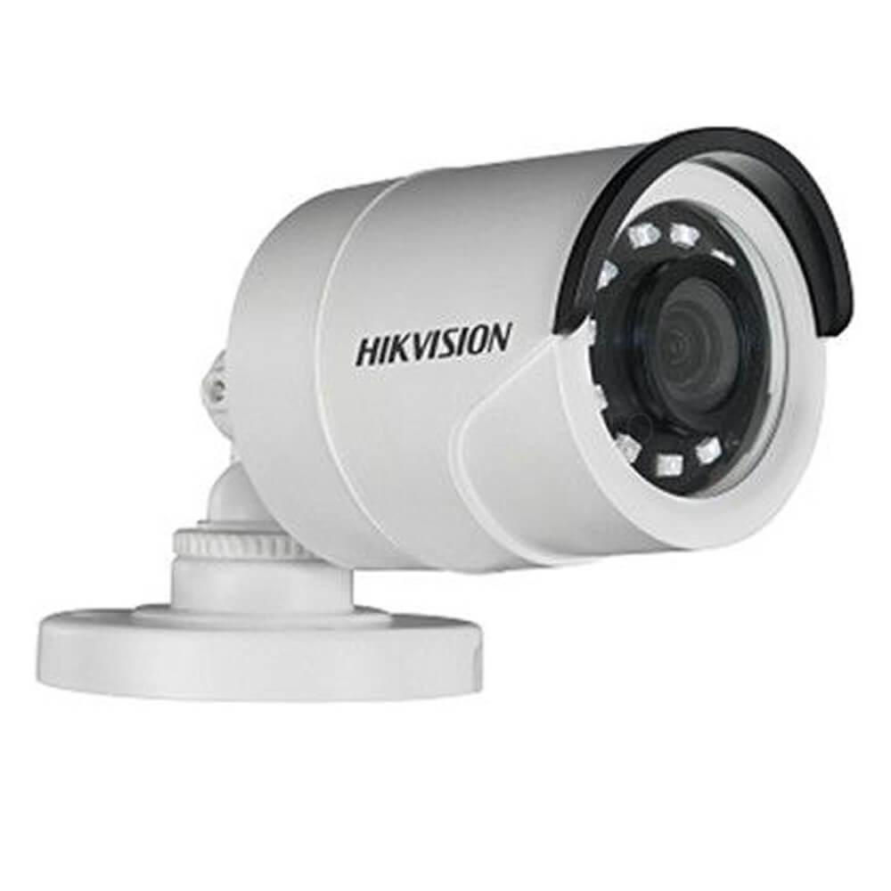 Camera 2MP Exterior, IR 20m, lentila 2.8 - HikVision DS-2CE16D0T-I2FB