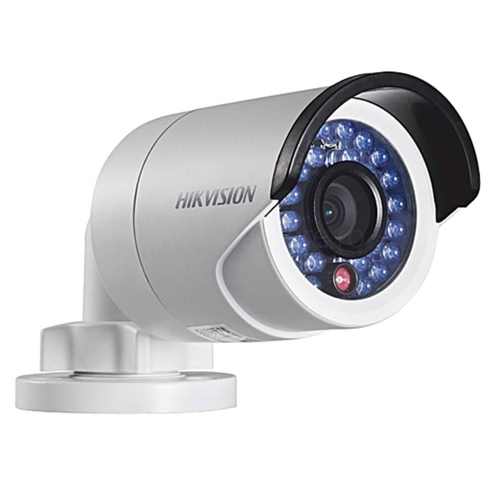 Camera 2MP Exterior, IR 20m, POC, lentila 2.8 - HikVision DS-2CE16D0T-IRE