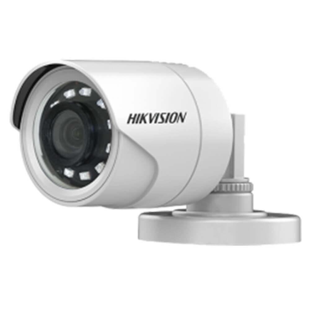 Camera 2MP Turbo HD Exterior, IR 20m, lentila 2.8 - HikVision DS-2CE16D0T-IRF(C)