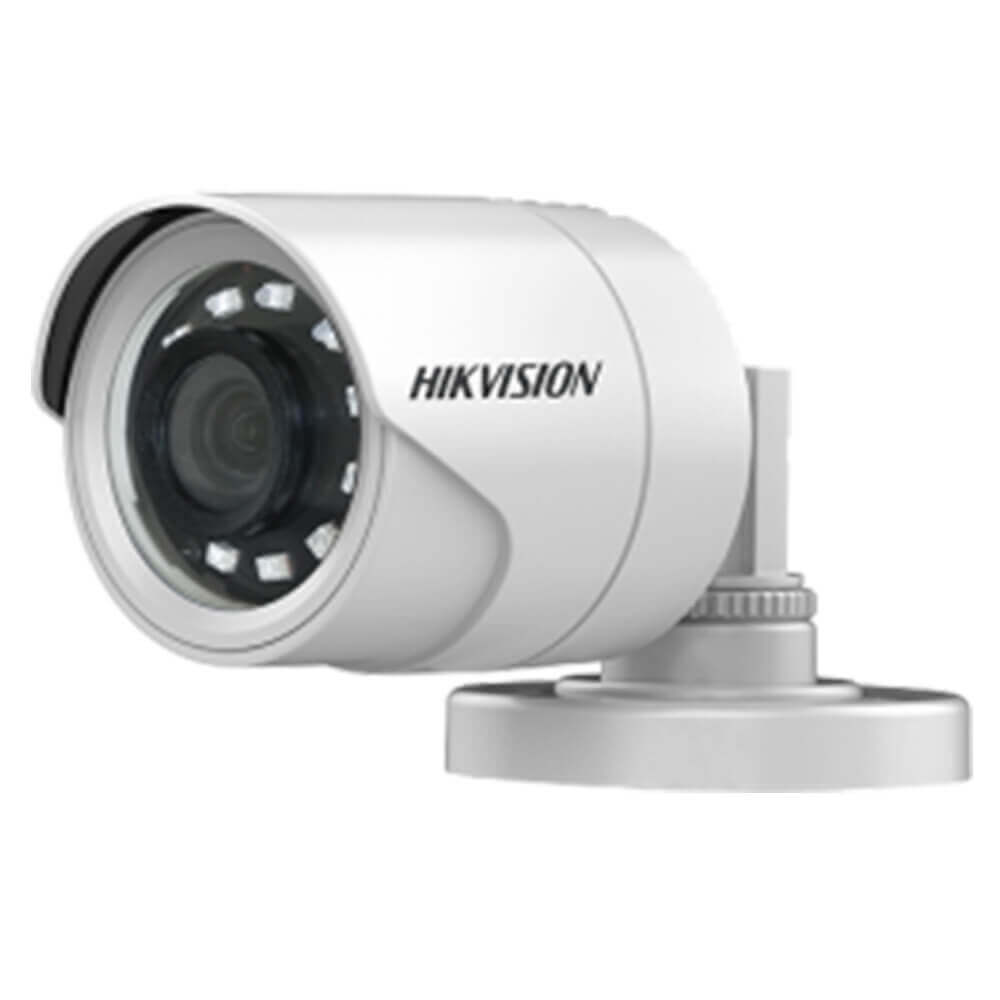 Camera 2MP Exterior, IR 20m, lentila 2.8 - HikVision DS-2CE16D0T-IRPF(C)