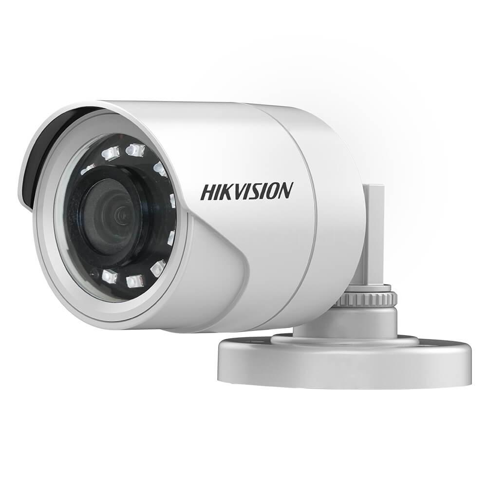 Camera Turbo HD 2MP, Exterior, IR 20m, Lentila 3.6 - HikVision DS-2CE16D0T-IRPF3C