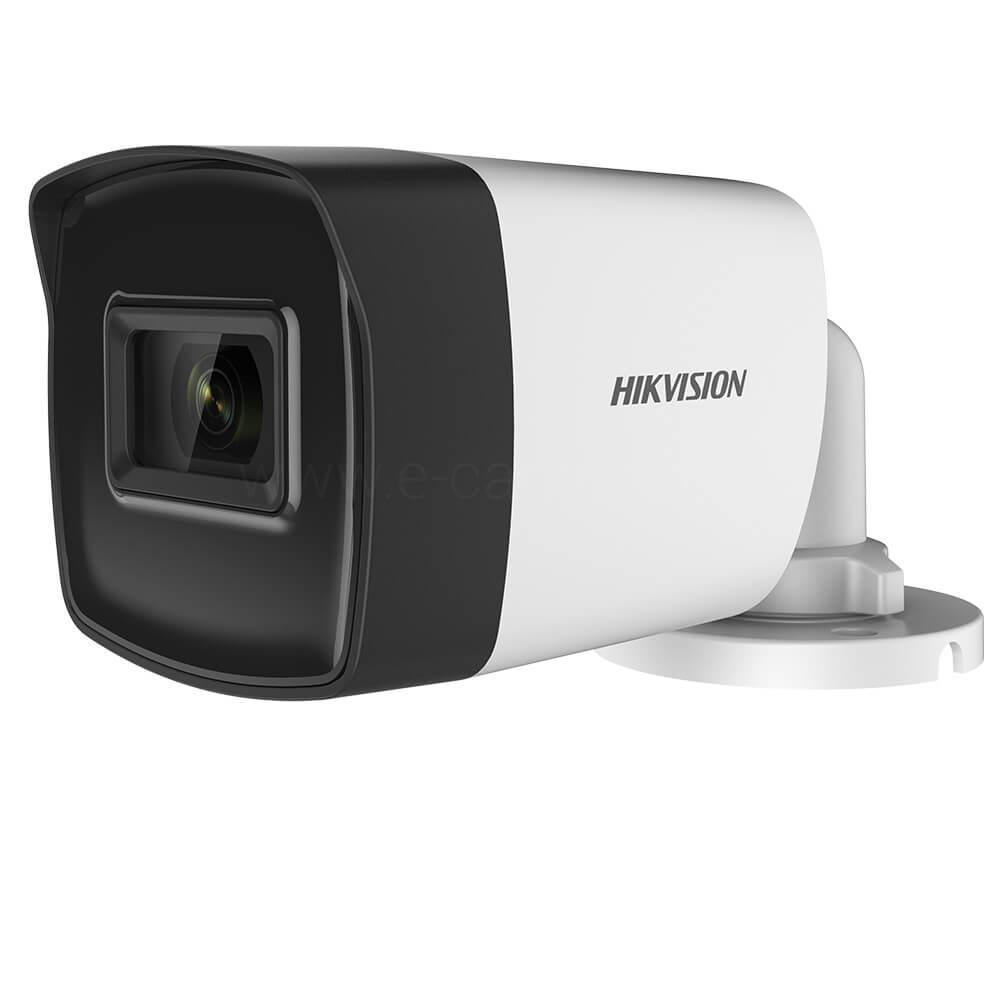 Camera Turbo HD, 2MP, Exterior, IR 30m, Lentila 2.8 - HikVision DS-2CE16D0T-ITF-C