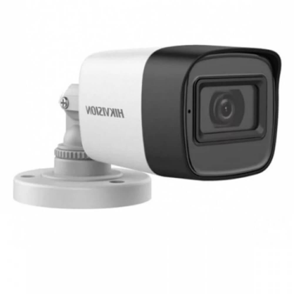 Camera Exterior, 2MP , 2.8 mm, IR 30m ,Smart IR- HikVision DS-2CE16D0T-ITF