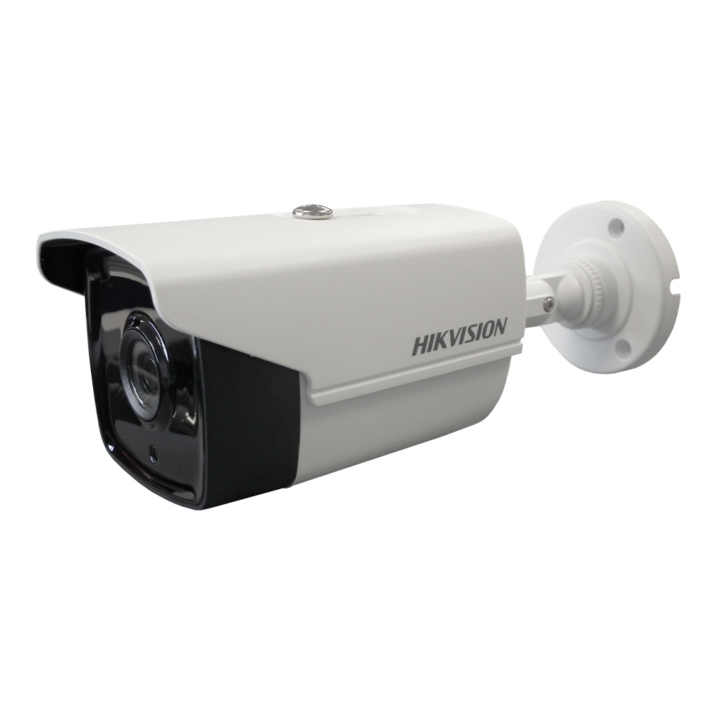 Camera 5MP Exterior, IR 40m, POC, lentila 2.8 - HikVision DS-2CE16H0T-IT3E