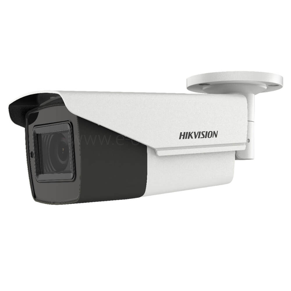 Camera 5MP Exterior, IR 40m, Zoom 5x - HikVision DS-2CE16H0T-IT3ZF