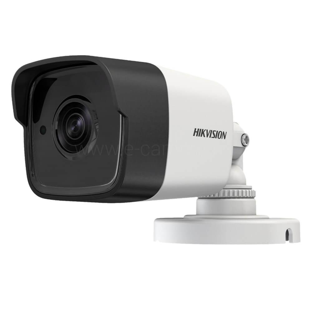 Camera 5MP Exterior, IR 20m, POC, lentila 2.8 - HikVision DS-2CE16H0T-ITE