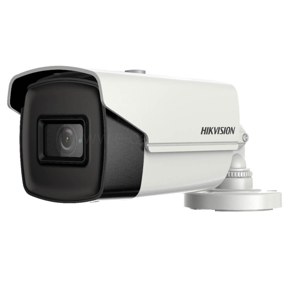 Camera 8MP Exterior, IR 60m, lentila 2.8 - HikVision DS-2CE16U1T-IT3F