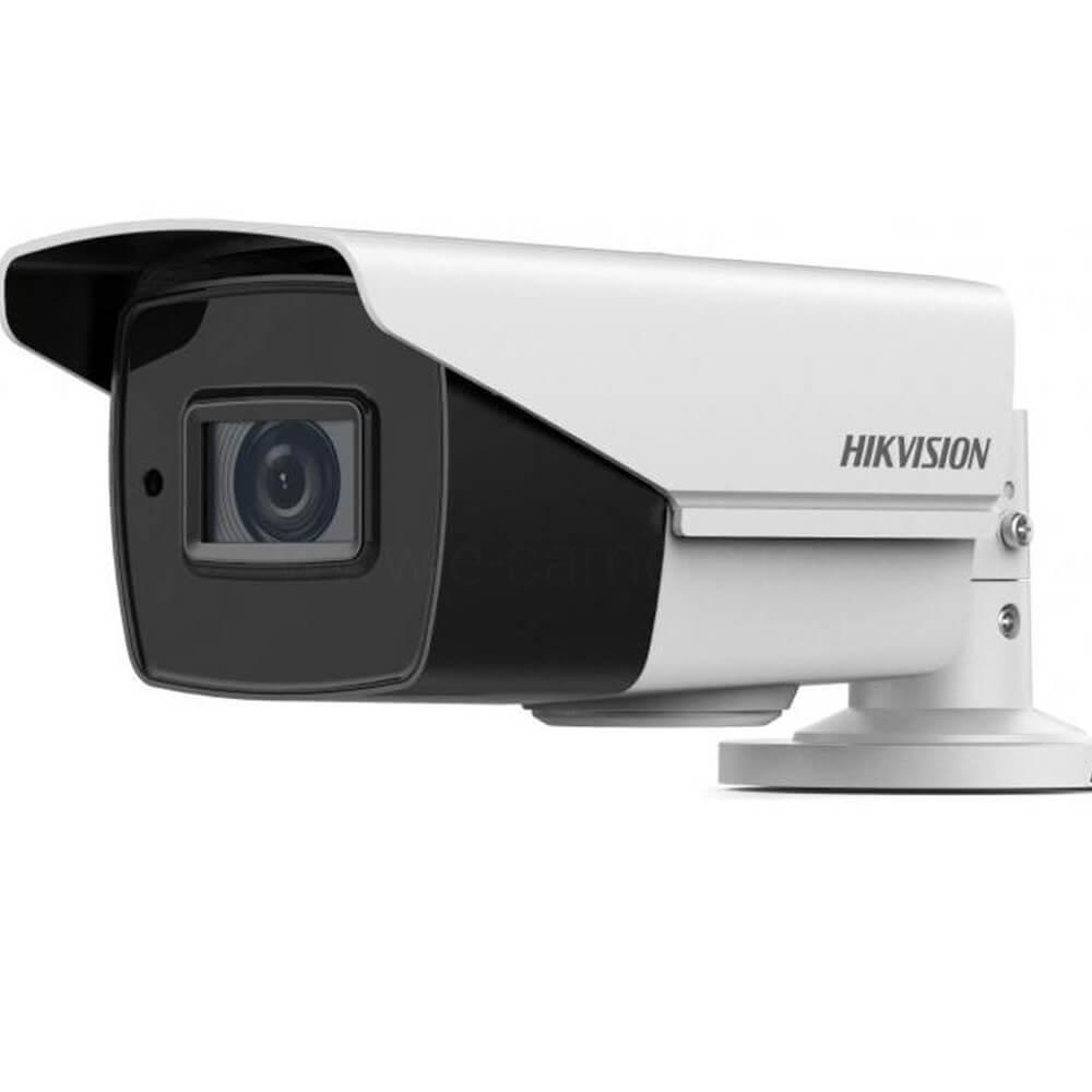 Camera 5MP Exterior, IR 80m, Zoom5x - HikVision DS-2CE19H8T-AIT3ZF