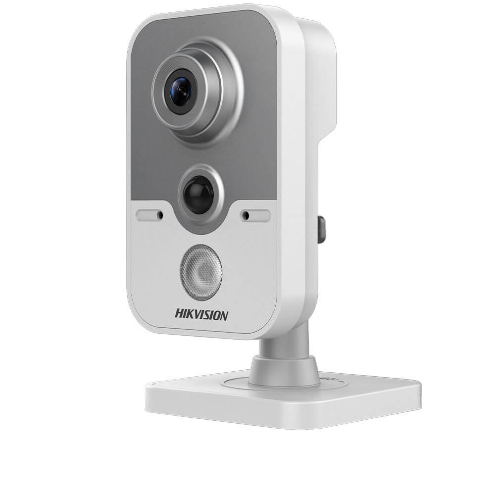 Camera 2MP Interior, IR 20m, lentila 2.8 - HikVision DS-2CE38D8T-PIR