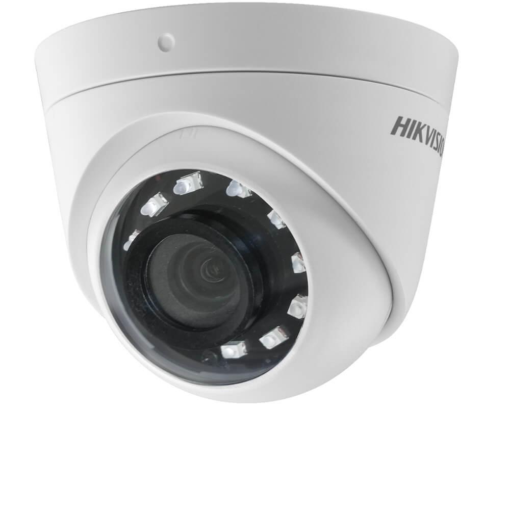 Camera 2MP Turbo HD Interior, IR 20m, lentila 3.6 - HikVision DS-2CE56D0T-I2PFB3