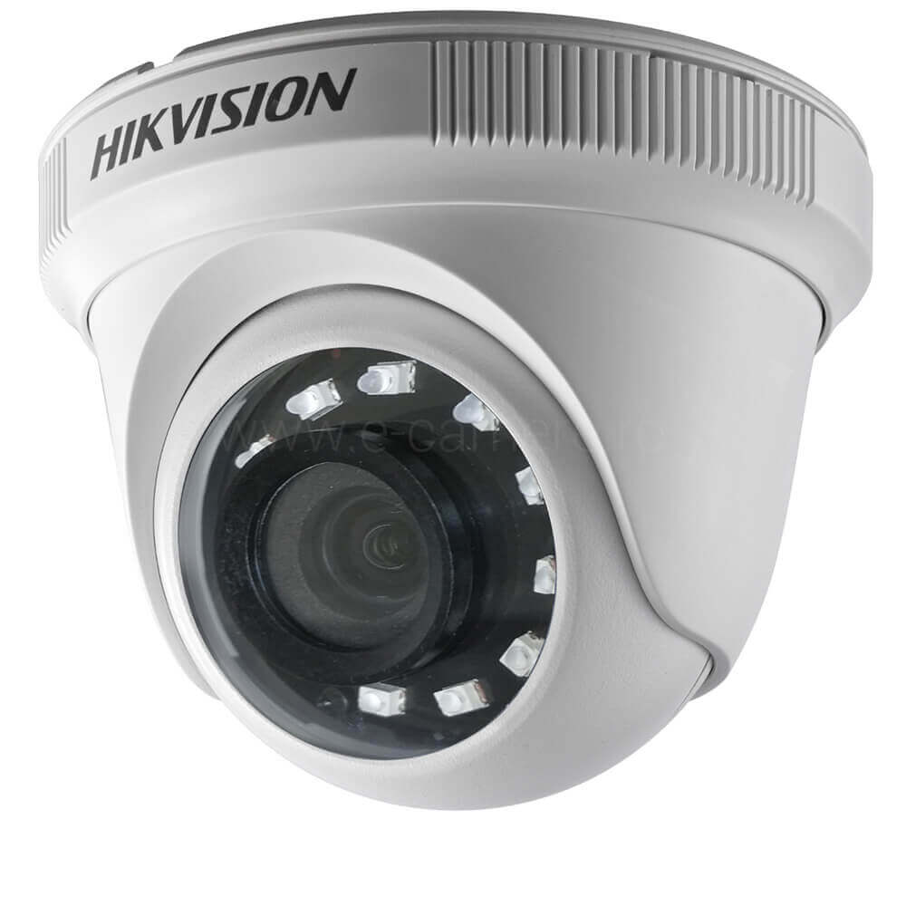 Camera 2MP Turbo HD Interior, IR 20m, lentila 2.8 - HikVision DS-2CE56D0T-IRPF (C)