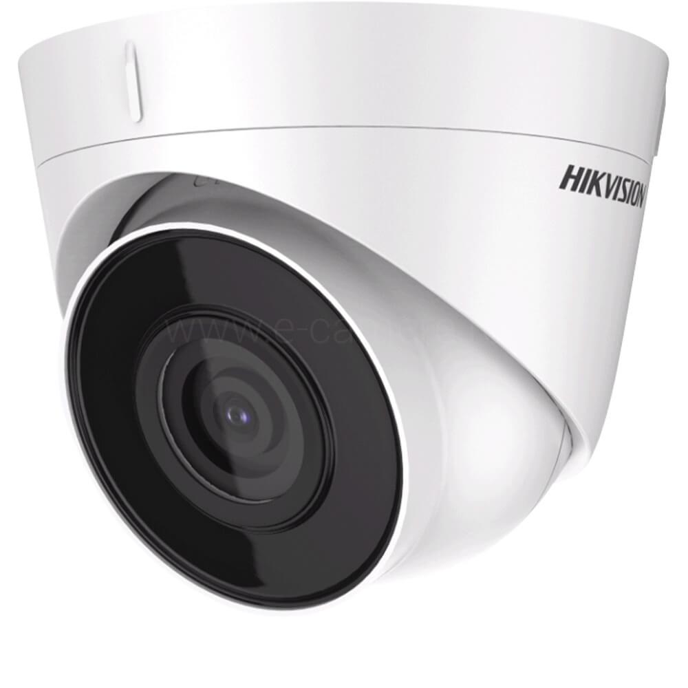 Camera 2MP Exterior, IR 40m, lentila 2.8 - HikVision DS-2CE56D0T-IT3F