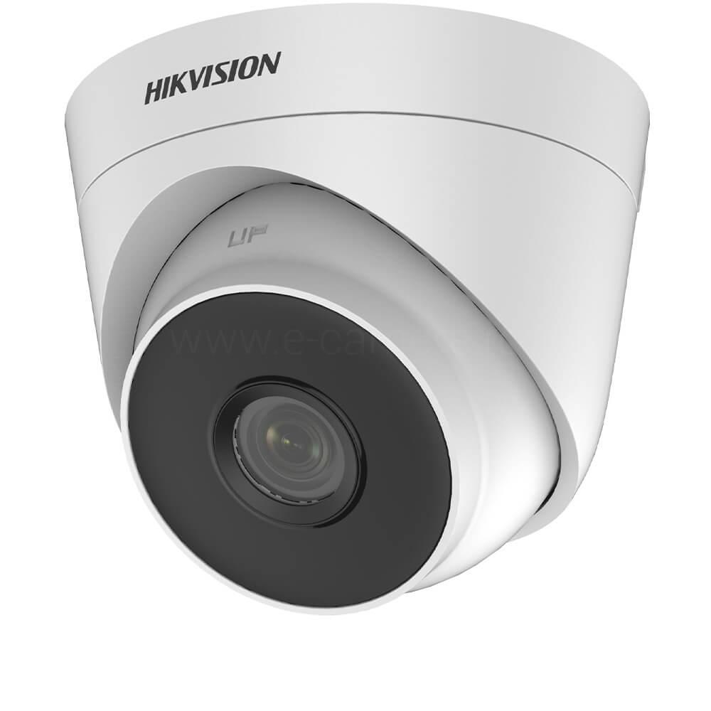 Camera HD 2MP, Exterior, IR 40m, Lentila 2.8, Dome - HikVision DS-2CE56D0T-IT3F2C