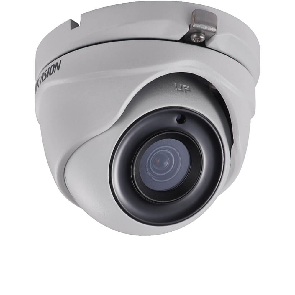 Camera Dome 2MP Exterior, IR 20m, Lentila 2.8mm, POC - HikVision DS-2CE56D0T-ITME