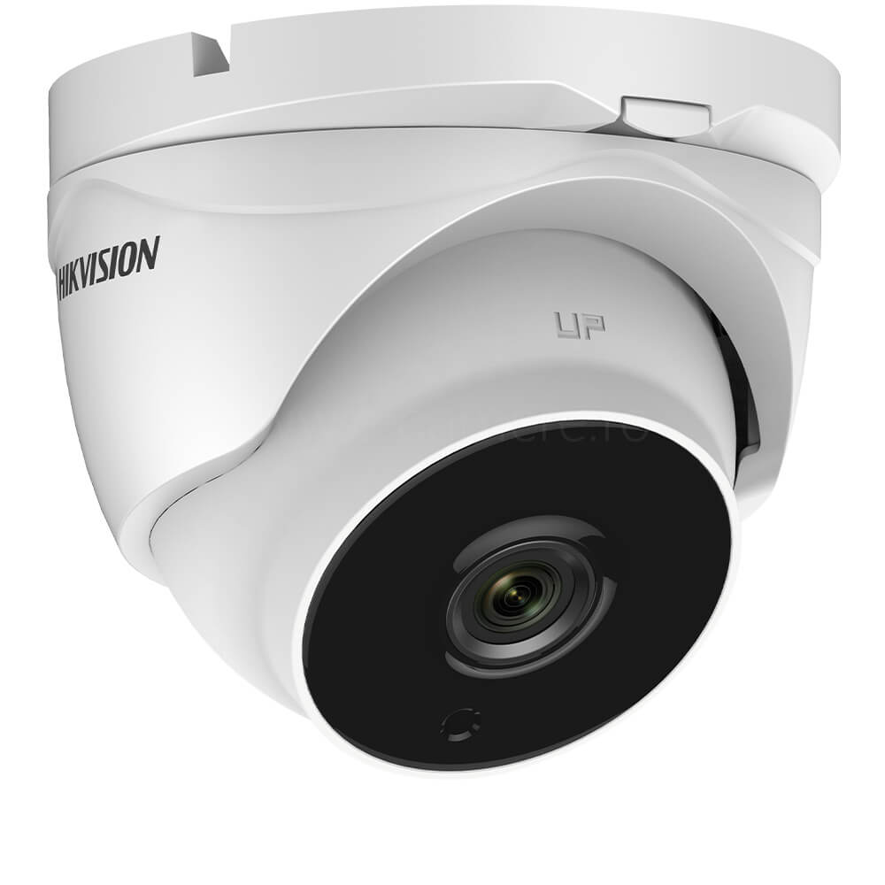 Camera 2MP Exterior, IR 60m, Zoom 5x - HikVision DS-2CE56D8T-IT3ZF