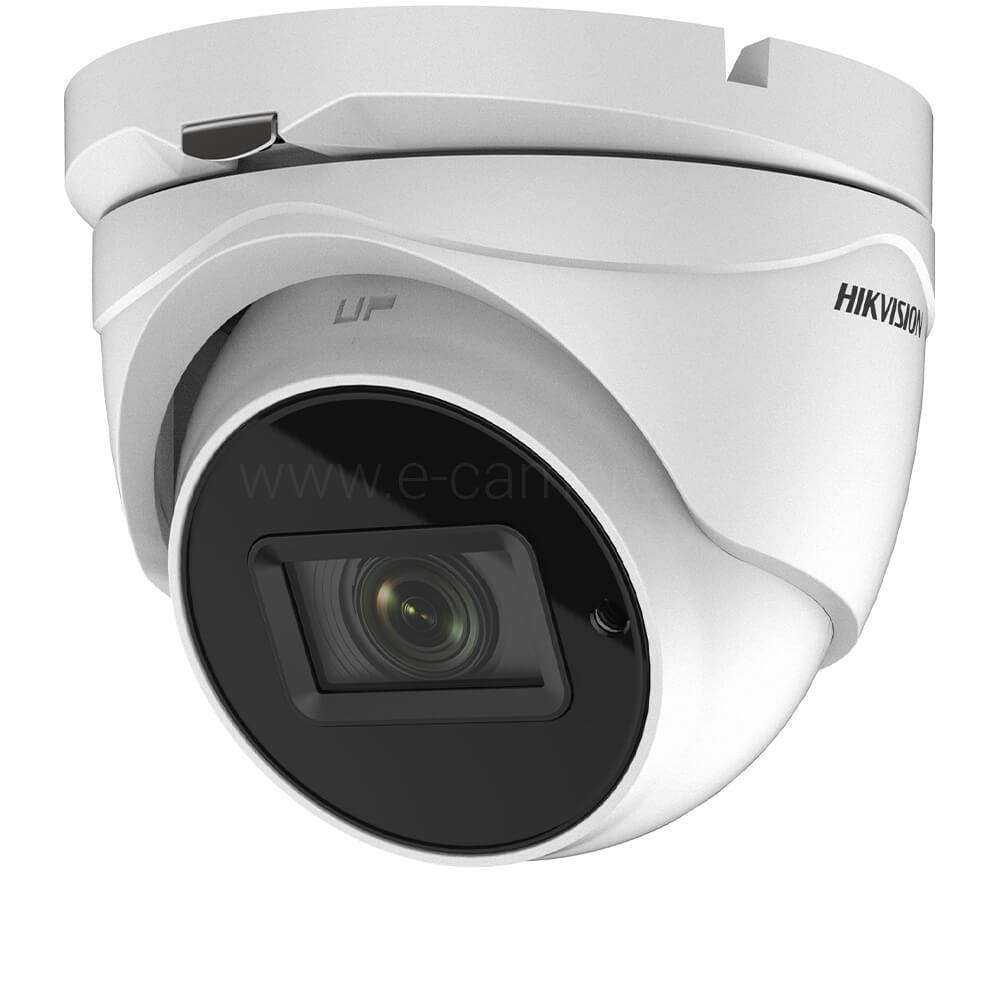 Camera 5MP Exterior, IR 40m, Zoom 5x - HikVision DS-2CE56H0T-IT3ZF