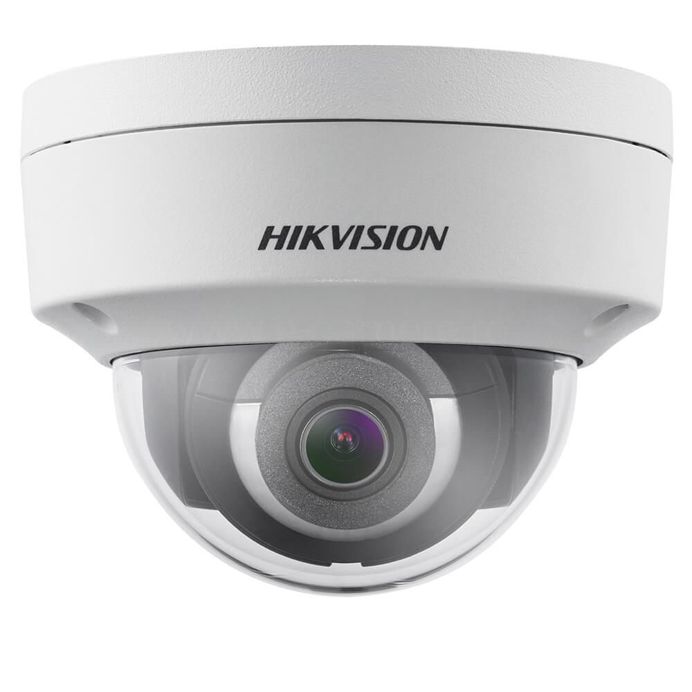 Camera Turbo HD 5MP, Exterior, Lentila 2.8, IR 20m, Dome - HikVision DS-2CE57H0T-VPITF