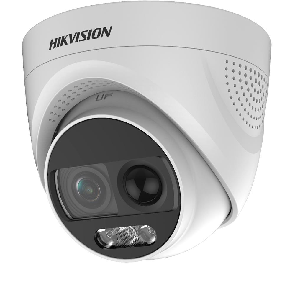 Camera 2MP, LED 20m, Exterior, 3.6, PIR Integrat - HikVision DS-2CE72DFT-PIRXOF - 3.6