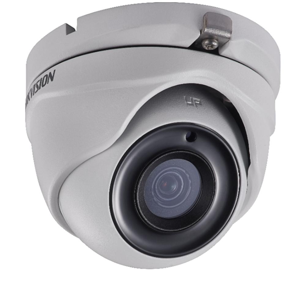 Camera 5MP, Exterior, 2.4mm, IR 30m, Exir - HikVision DS-2CE76H0T-ITMF24