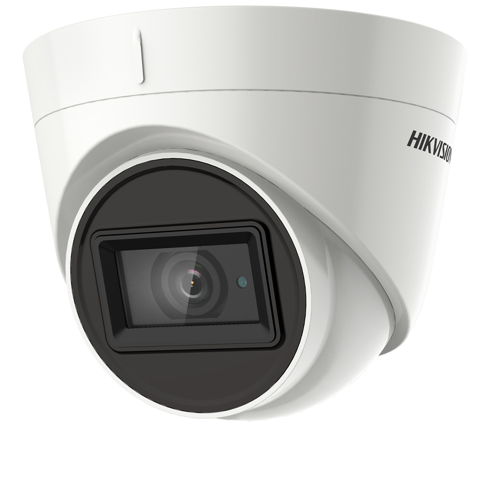Camera 5MP, IR 40m, 2.8mm, Exterior, Exir- HikVision DS-2CE78H0T-IT3F2C