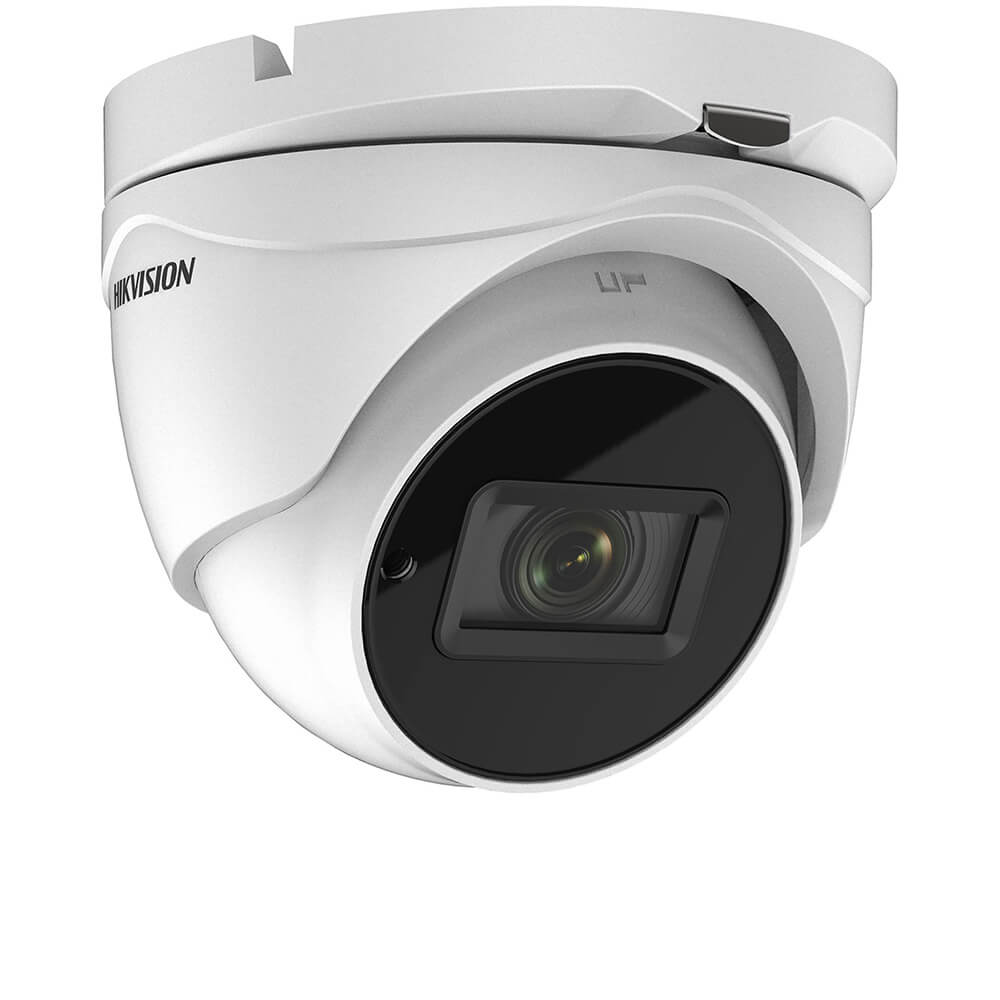 Camera Dome Exterior , 5MP, IR 60m ,zoom motorizat 5x - HikVision DS-2CE79H8T-AIT3ZF