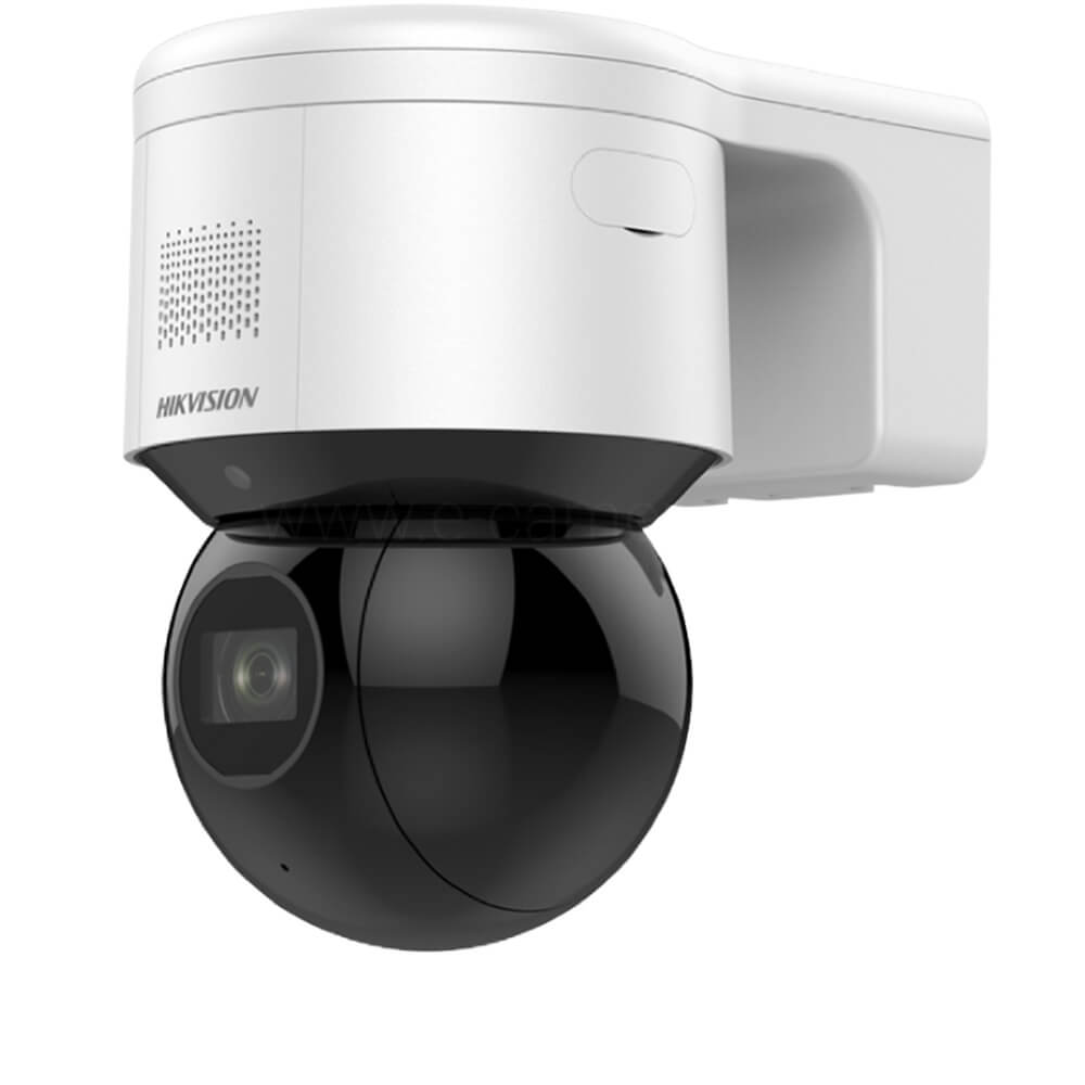 Cel mai bun pret pentru camera HD HIKVISION DS-2DE3A404IW-DE/W cu 4 megapixeli, pentru sisteme supraveghere video