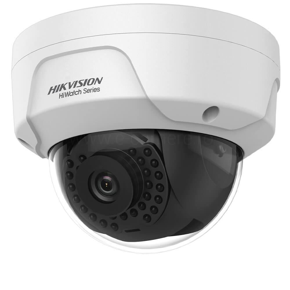 Cel mai bun pret pentru camera HD HIKVISION HIWATCH HWI-D140H-28 cu 4 megapixeli, pentru sisteme supraveghere video