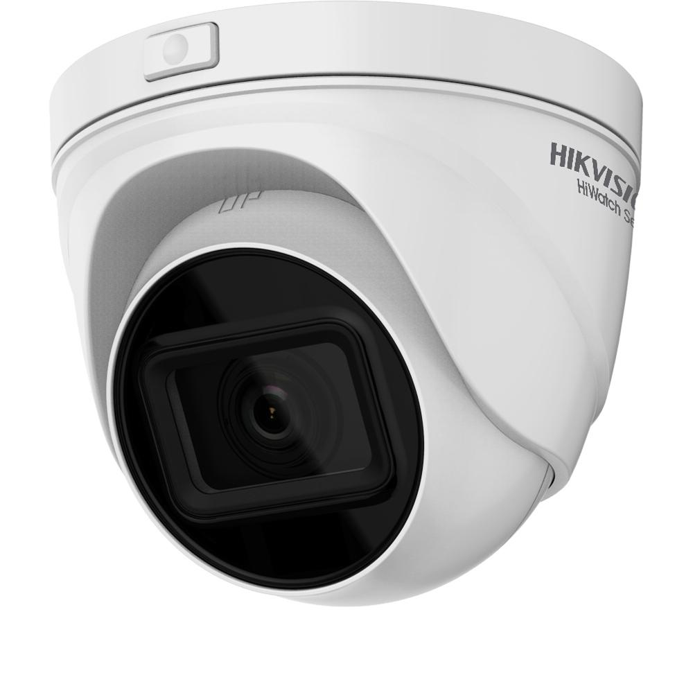 Cel mai bun pret pentru camera HD HIKVISION HIWATCH HWI-T641H-Z-2.8-12 cu 4 megapixeli, pentru sisteme supraveghere video