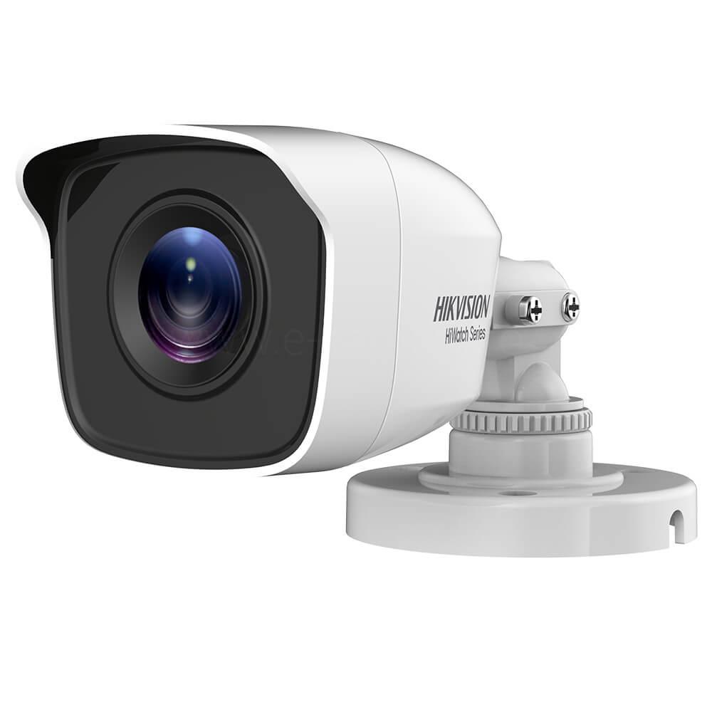 Camera Turbo HD, 4MP, Exterior, Lentila 2.8, IR 20m, Exir - HikVision HiWatch HWT-B140-P