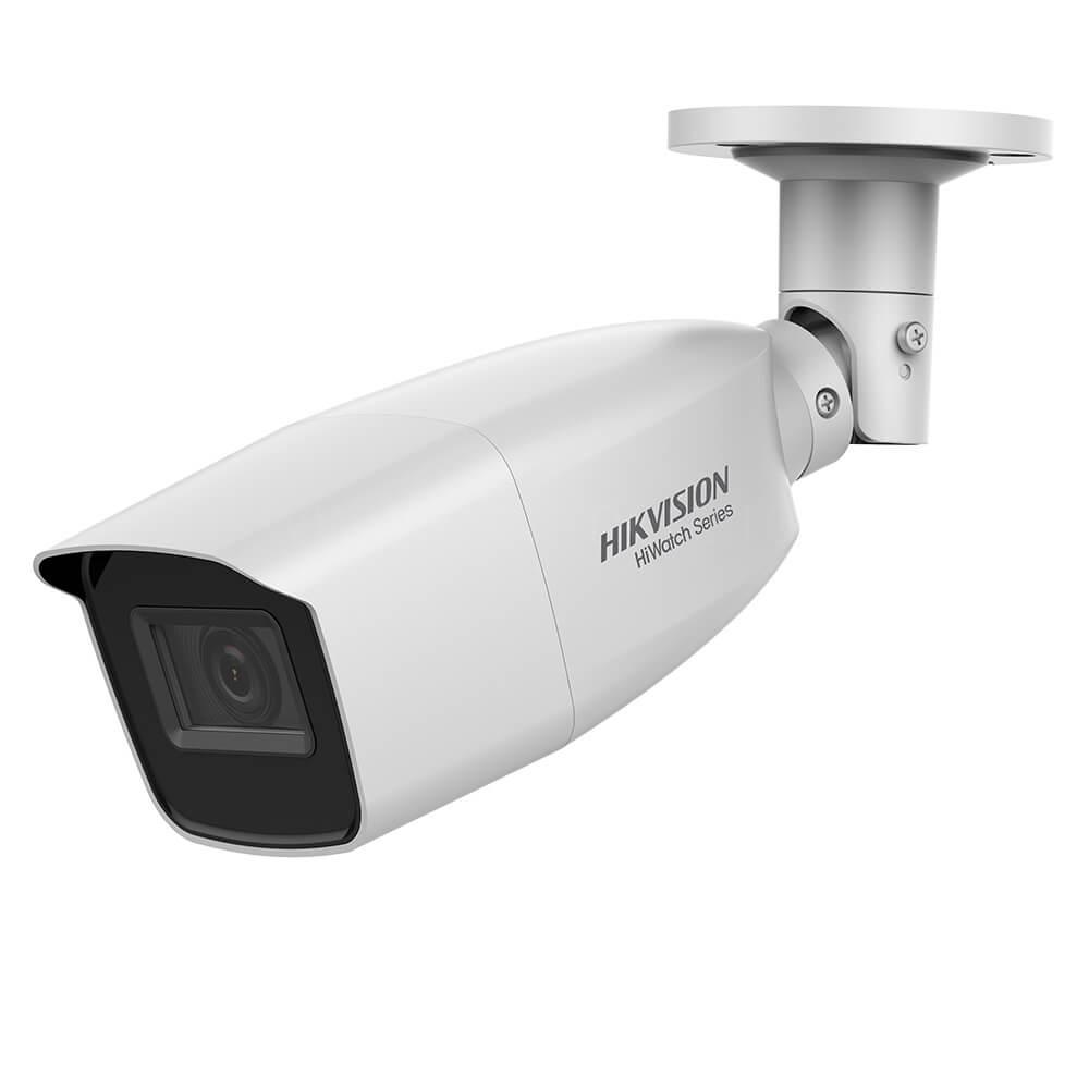 Camera 2MP Exterior, IR 40m, varifocala - HikVision HiWatch HWT-B320-VF