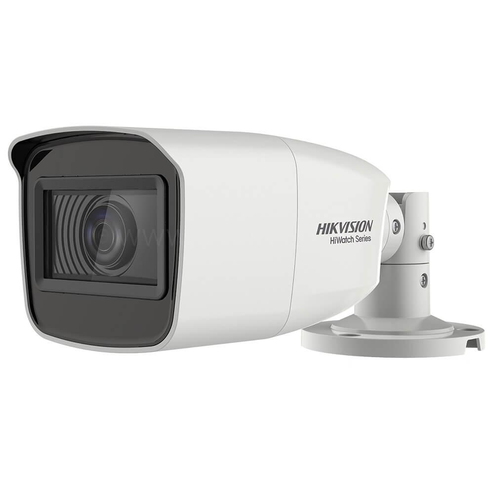 Camera 2MP Exterior, IR 70m, Varifocala, Exir - HikVision HiWatch HWT-B323-Z