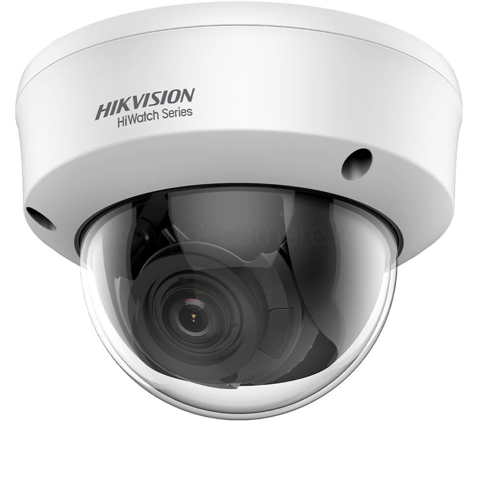 Camera 2 MP , Exterior , IR 40m , varifocala 2.8-12.0mm - HikVision HiWatch HWT-D320-VF