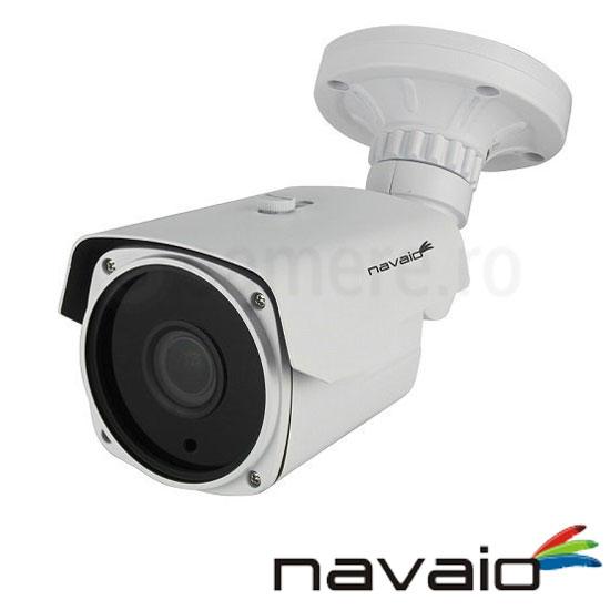 Camera 2MP Exterior, IR 60m, Varifocala - Navaio NAC-HD-327VL/60