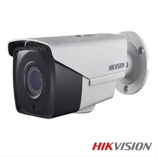 Camera 3MP Turbo HD Exterior, IR 40m, lentila 2.8- HikVision DS-2CE16F1T-IT3