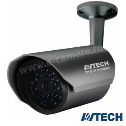 Cel mai bun pret pentru camera HD AVTECH AVM457 cu 2 megapixeli, pentru sisteme supraveghere video
