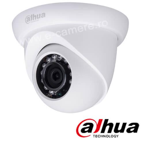 Cel mai bun pret pentru camera HD DAHUA IPC-HDW1220S cu 2 megapixeli, pentru sisteme supraveghere video