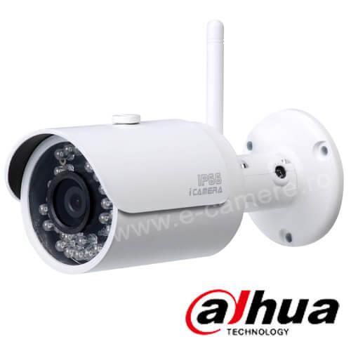 Cel mai bun pret pentru camera HD DAHUA IPC-HFW1200S-W cu 2 megapixeli, pentru sisteme supraveghere video