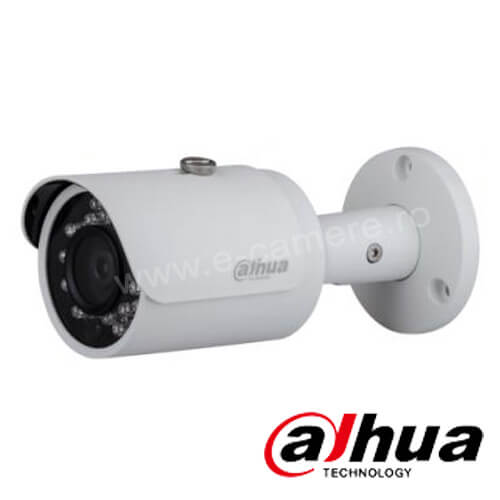 Cel mai bun pret pentru camera HD DAHUA IPC-HFW1220S cu 2 megapixeli, pentru sisteme supraveghere video