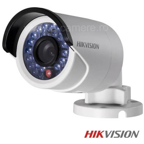 Cel mai bun pret pentru camera HD HIKVISION DS-2CD2022WD-I cu 2 megapixeli, pentru sisteme supraveghere video