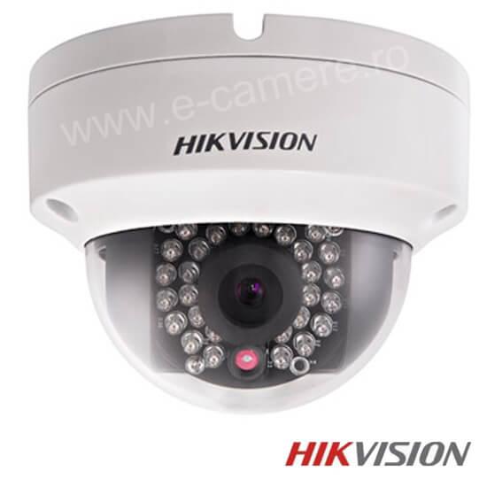 Cel mai bun pret pentru camera HD HIKVISION DS-2CD2120F-I cu 2 megapixeli, pentru sisteme supraveghere video
