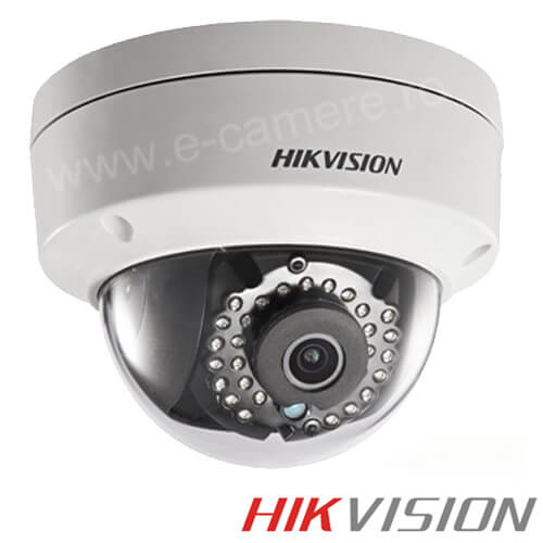 Cel mai bun pret pentru camera HD HIKVISION DS-2CD2122F-I cu 2 megapixeli, pentru sisteme supraveghere video